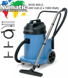Numatic WVD900-2 WVD 900 Wet & Dry Twin Motor Vacuum Cleaner