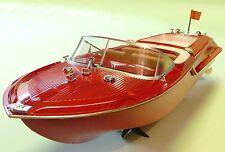"""Rc modèle bateau venezia longueur 45cm """"telecommande 40 MHz"""" 040390"""
