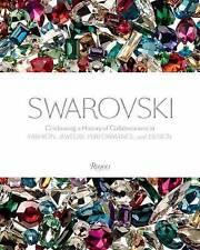 Swarovski: Fashion, Performance, Jewelrey and Design, Nadja Swarovski, Very Good