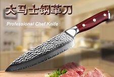 Japanese Santoku Knife Gyuto Chef VG10 Core 67 Layers Damascus Steel Forged Blad