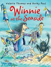 Winnie at the Seaside (Winnie the Witch) By Valerie Thomas