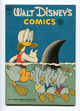 WALT DISNEY COMICS AND STORIES #143 (7.0) BARKS ART LITTLE HIAWATHA BEGINS 1952
