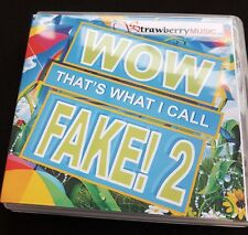 """""""WOW, THAT'S WHAT I CALL FAKE: Volume 2"""" - registration USB for TYROS 3 software"""