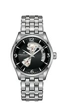 Hamilton Mens Jazz master Open Heart Automatic  H32705131 100% Authentic