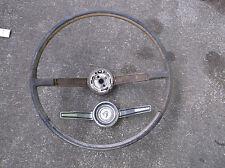 1965 Comet GT 202 404 Steering Wheel Center Horn Dash Deluxe Standard Int Gauges