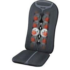 Beurer MG 205 Schwarz Massage-Sitzauflage Shiatsumassage Lichtfunktion