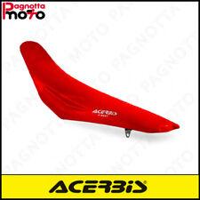 SELLA ACERBIS X-SEATS HARD RACING DURA ROSSO HONDA CRE F 450 2013-2016