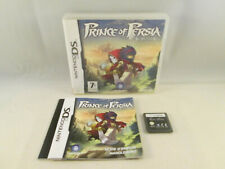 Nintendo DS NDS - Prince of Persia The Fallen King