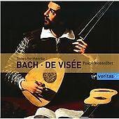 Bach, de Visée: Suites for theorbo (2005)