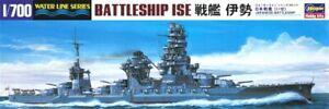Hasegawa Models 1/700 IJN Battleship Ise