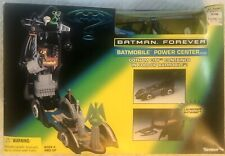 Batman Forever Batmobile Power Center Kenner 1996 Unopened Box Slightly Warped