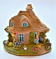 Lilliput Lane  Birthday Cottage boxed with deeds L2328 - 8cm tall