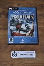 COLD FEAR - EXLUSIVE COLLECTION / PC CD-ROM EN BOITE