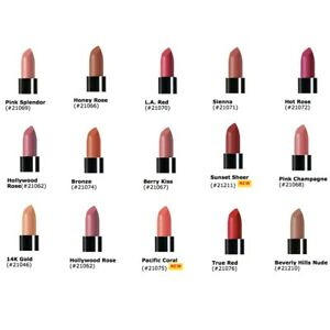 Gale Hayman Beverly Hills Lipstick,  PLEASE SELECT YOUR SHADE :