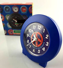 BENETTON BY BULOVA OROLOGIO DA TAVOLO SVEGLIA WATCH TABLE CLOCK VINTAGE  GERMANY