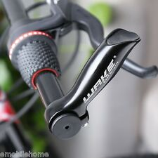 Wake 1 par aleación de Aluminio Bicicleta MTB manillar manillar+GOMA