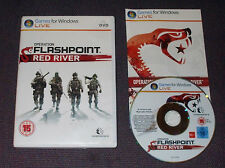 Operation Flashpoint: Red River for PC, DVD-ROM (Windows) - Complete, VGC