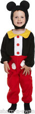 Girls Boys Kids Child's Mickey Mouse Book Day Fancy Dress Costume Outfit 3 years