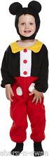 RAGAZZI RAGAZZE BAMBINI BAMBINO TOPOLINO MICKEY MOUSE Libro Giorno Costume Vestito 3 ANNI