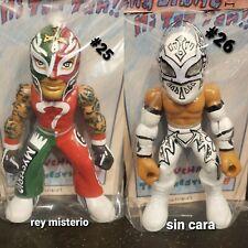 Cabezon lucha libre action figure