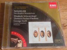EMI CLASSICS CD 724356723627 MAHLER des knaben wunderhorn SZELL*SCHWARZKOPF