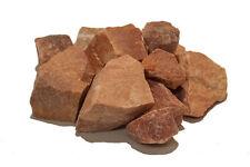 Stone tumbling Rock - 1kg RED AVENTURINE Lapidary Rough Rock
