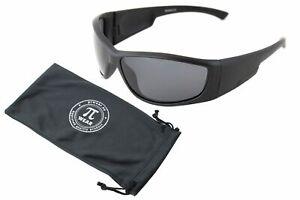 PiWear Sonnenbrille - Springboard Pol SM - schwarz, polarisiert, nahezu unzerstö