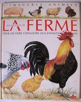 L'imagerie animale - Les animaux de la ferme - FLEURUS