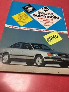 Audi 100 91 Berlina Revisión Práctico Automoción Expert RTA