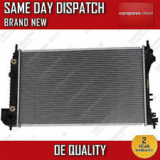 FIAT CROMA, VAUXHALL SIGNUM VECTRA AUTO/MANUAL RADIATOR 2002>ONWARDS *NEW*