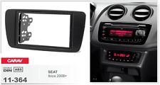 CARAV 11-364 2Din Marco Adaptador Kit Instalacion de Radio para SEAT Ibiza 2008+