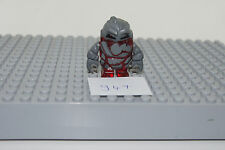 Lego ROCK MONSTER Minifigure Minifig Trans Red MELTROX Power Miners (g47 GENUINE