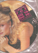 "SAMANTHA FOX ""Do Ya Do Ya (Wanna Please Me)"" 1986 Jive Picture Vinyl 12"""
