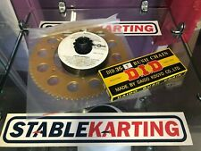 Go Kart - Max Torque Clutch 3/4 Bore, 72T Sprocket & DID Chain Package - NEW
