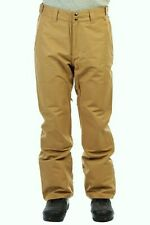 BILLABONG Men's CARPENTER Snow Pants - BRZ - XL - NWT