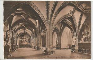 Ansichtskarte Meißen/Meissen - Albrechtsburg - Großer Bankettsaal - 1925