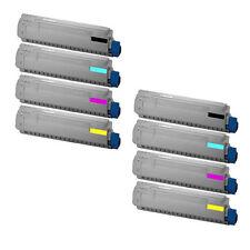 8 Toner For Oki C831 C841