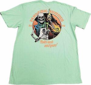New Sullen Art Collective Pandemic Summer 2020 Neptune Tee T-Shirt Men's