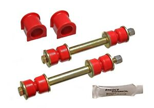 Suspension Stabilizer Bar Bushing Kit-DLX, 4WD Front Energy 8.5106R