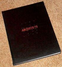 ARCHIVE 75 Northeast High School 1890 1965 Philadelphia O'Hanlon anniv book