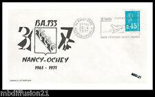 1971//ENVELOPPE.FDC 1°JOUR**BASE AERIENNE-54.NANCY-OCHEY//TIMBRE.N°1663