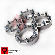 38MM WHEEL SPACER SPACERS 6X 139.7 PCD FOR NISSAN PATROL GQ GU NAVARA PATHFINDER