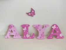 Wooden Letters Decorative Wall Plaques
