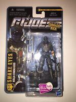 G.I. Joe Snake Eyes Ninja Commando #1009 Tornado Kick  (New)