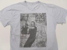 Bruce Springsteen Wrecking Ball Tour 2012 T-Shirt 2XL Concert Tee