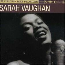 sarah vaughan - columbia jazz profile (CD NEU!) 886971337723