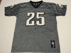 LeSean McCoy Philadelphia Eagles Reebok NFL Jersey Boys Extra Large (18-20) #25