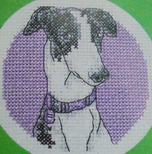 Cross Stitch Card Kit - Greyhound  (209)