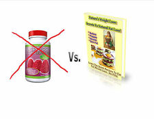 Raspberry Ketone Vs.'Nature's Weight Loss'?