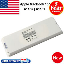 "A1185 Battery For Apple MacBook 13"" 2006~2009 Laptop Notebook A1181 MA561 MA566"